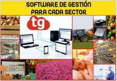 Softwa de gestión específico para cada sector de actividad